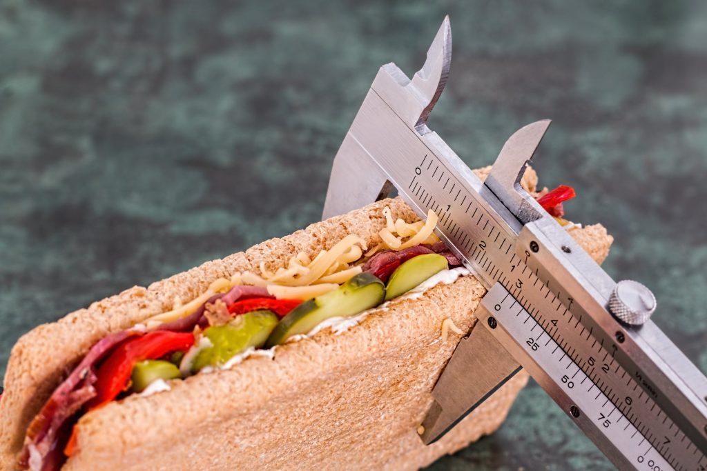 regole per rispettare la dieta